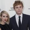 Szakított Emma Roberts és Evan Peters