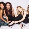 Szemkápráztató angyalokká változott a Little Mix a színpadon