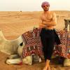 Szexi: A sivatag hercegének állt Zac Efron