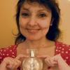 Szíj Melindának saját parfümje lett