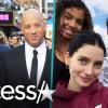 Szívmelengető: Paul Walker lánya a családtagjaiként tekint Vin Diesel gyermekeire