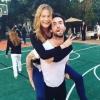Szívmelengető üzenettel kívánt boldog születésnapot Adam Levine-nek Behati Prinsloo