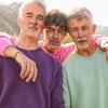 Szóval így néz majd ki a Jonas Brothers, ha eljár felettük az idő?