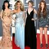 Sztárok a Grammyn: évről évre