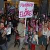 Sztárok tüntettek a divatért