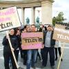 Sztárok tüntettek Budapesten