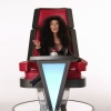 Sztárokat parodizált Christina Aguilera