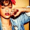Sztriptízbárban mulatozott Rihanna