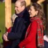 Szuperédes karácsonyi fotón szerepel Vilmos herceg és családja