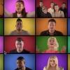 Szupersztárok éneklik a Queen örökzöld slágerét