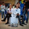 Tatár Csilla átvette az irányítást a robotok felett