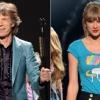 Taylor Swift a Rolling Stonesszal lépett fel