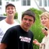 Taylor Swift Arnold Schwarzenegger fiával flörtöl