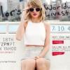 Taylor Swift augusztus 18-án élő közvetítést tart