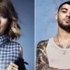 Taylor Swift bepillantást engedett Zayn Malikkal közös kisfilmjébe