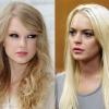 Taylor Swift kapott szerepet Lindsay helyett