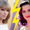 Taylor Swift nem találkozhat a Grammyn Katy Perryvel