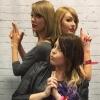 Taylor Swift végre találkozott a hasonmásával
