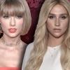Taylor Swifttel stúdiózik Kesha?