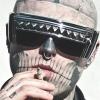 Te is hozzájuthatsz Zombie Boy különleges napszemüvegéhez