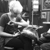 Tetoválással tiszteleg imádott édesapja előtt Paris Jackson