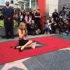 Thalía csillagot kapott Hollywoodban