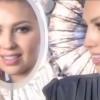 Thalía ezennel arckrémet népszerűsít