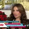 Thalía tizenöt év után visszatért a Teletónba