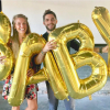 Thomas Rhett és várandós felesége magukhoz vettek egy afrikai árvát
