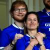 Titokban vette feleségül szerelmét Ed Sheeran