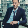 Tom Hiddleston meglepte a rajongóit