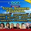 Total Summer fesztivál a Budapest Parkban