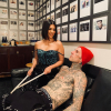 Travis Barker eljegyezte Kourtney Kardashiant!