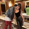 Travis Barker lánya már pótanyjának nevezi Kourtney Kardashiant
