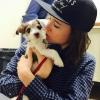Tündéri kiskutyát fogadott örökbe Ellen Page