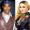 Tupac a bőrszíne miatt dobta Madonnát