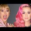 Úgy néz ki, hogy Katy Perry és Taylor Swift végre kibékült
