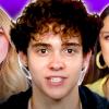 Négy jól ismert Olivia, Sabrina és Joshua előtti szerelmi háromszög a Disneynél