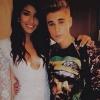 Új csajjal nyomul Justin Bieber