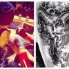 Új tetoválást varratott Adam Lambert