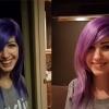 Újabb internetes feladvány: találd ki a lány hajának színét!