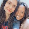 Újra együtt a Vámpírnaplók két sztárja: Nina Dobrev és Kat Graham közös fotót posztolt