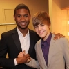 Usher mindig bízott Justin Bieberben