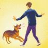 Útmutató: Ezt tedd, ha megtámad egy kutya