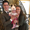 Úton van az új családtag: David Henrie felesége ismét várandós
