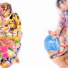 Vákuumfóliázott esküvői képekkel sokkol a japán fotós