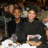 Válással ünnepli az év végét Usher