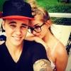 Valósággal izzik a levegő Justin Bieber és Hailey Baldwin között