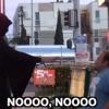 Varázsigét kántáló dementor szedi áldozatait — videó