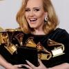 Viaszbabát kap Adele